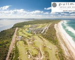 The Entrance From $169 for a Beach Escape with Breakfast at 5-Star Pullman Magenta Shores Resort