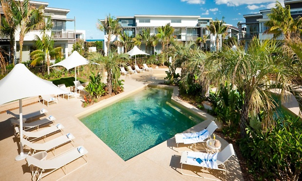 The Entrance From $169 for a Beach Escape with Breakfast at 5-Star Pullman Magenta Shores Resort photos