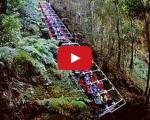 World's Steepest Railway - Scenic World, Katoomba