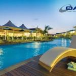 Port Stephens Lagoon Room Stay Oaks Pacific Blue Resort