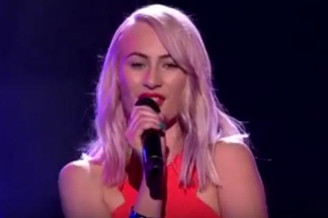 Georgia Denton X Factor Australia 2015 Live Show 1