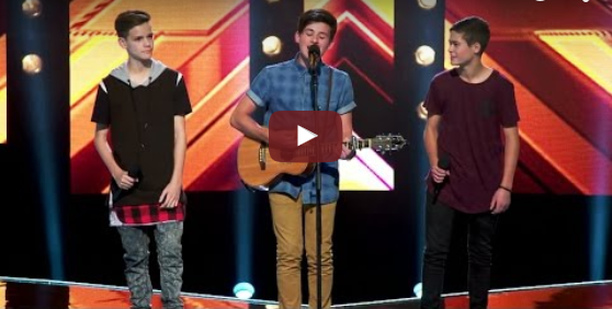 In Stereo Steal My Girl - 5 Seat Challenge - The X Factor Australia 2015
