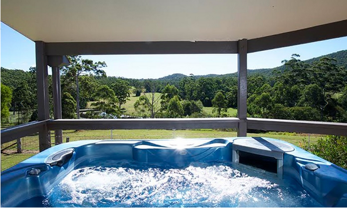 North Coast, Forster: Two, Three, or Five-Night Country Escape with Wine and Late Checkout at Clarendon Forest Retreat