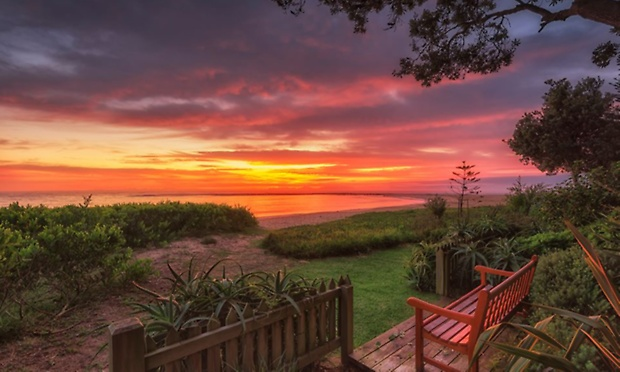Toowoon Bay Central Coast Beachfront Bungalow Escape at Kims Beachside Lodges