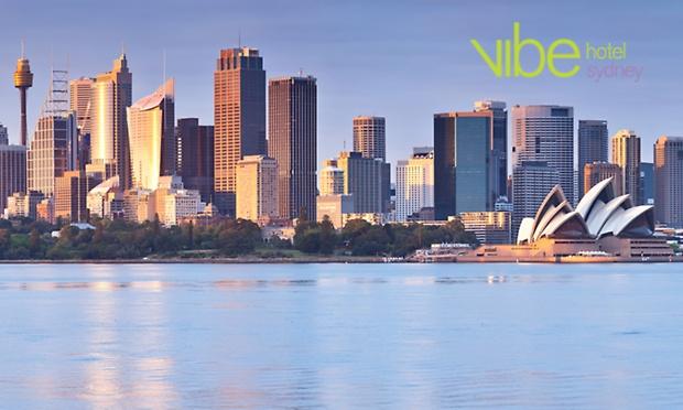 Vibe Hotel Sydney CBD Stay