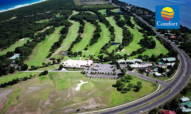 Wollongong Golf Getaway at Comfort Inn Fairways