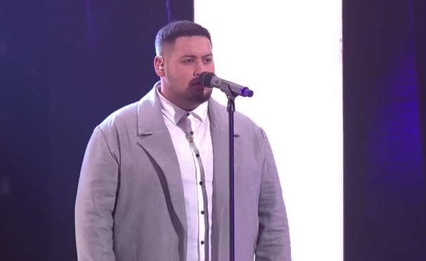 Big T  Sings I'm Not The Only One – The X Factor Australia 2015 – Live Show 3