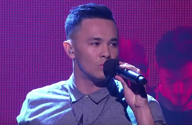 Cyrus Villanueva Sings Adele Song 'Rumour Has It' - Live Show 5- The X Factor Australia 2015