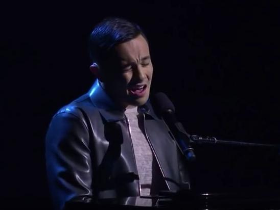 Cyrus Villanueva Wicked Game The X Factor Australia 2015 Live Show 2