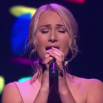 Georgia Denton Sings I'll Be There – The X Factor Australia 2015 - Live Show 3