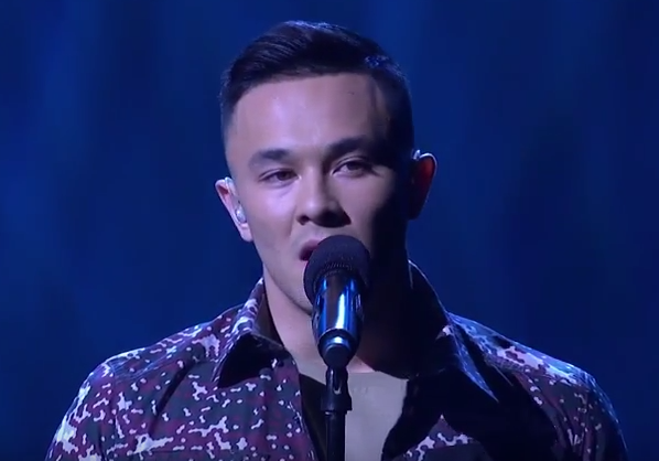Cyrus Villanueva Knocking On Heaven's Door - Live Show 6 - The X Factor Australia 2015