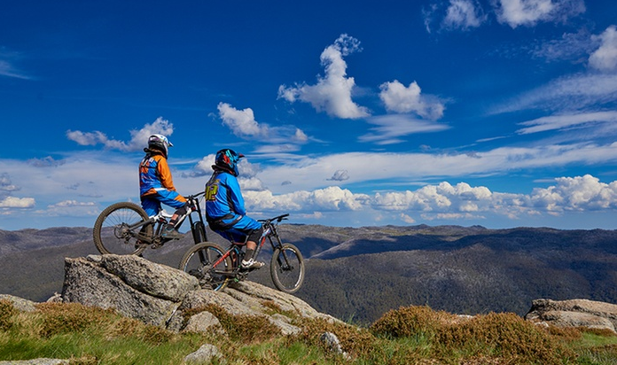 Thredbo Conquer Kozzie and Experience an Alpine Summer Escape with 2-Night Stay, All-Mountain Pass & Brekkie