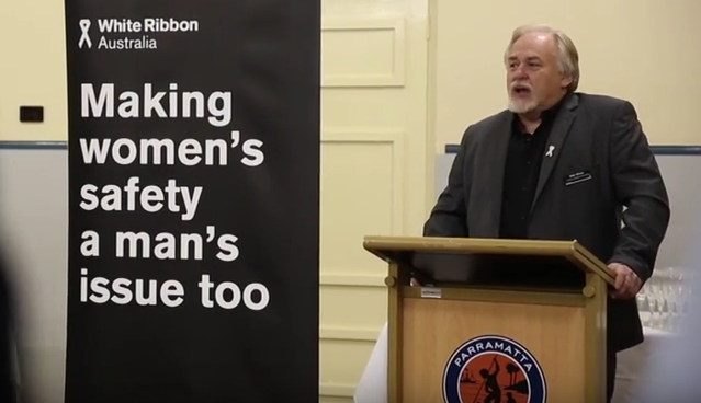 White Ribbon Day Australia 2015