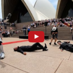 Iron Boy Saves Sydney