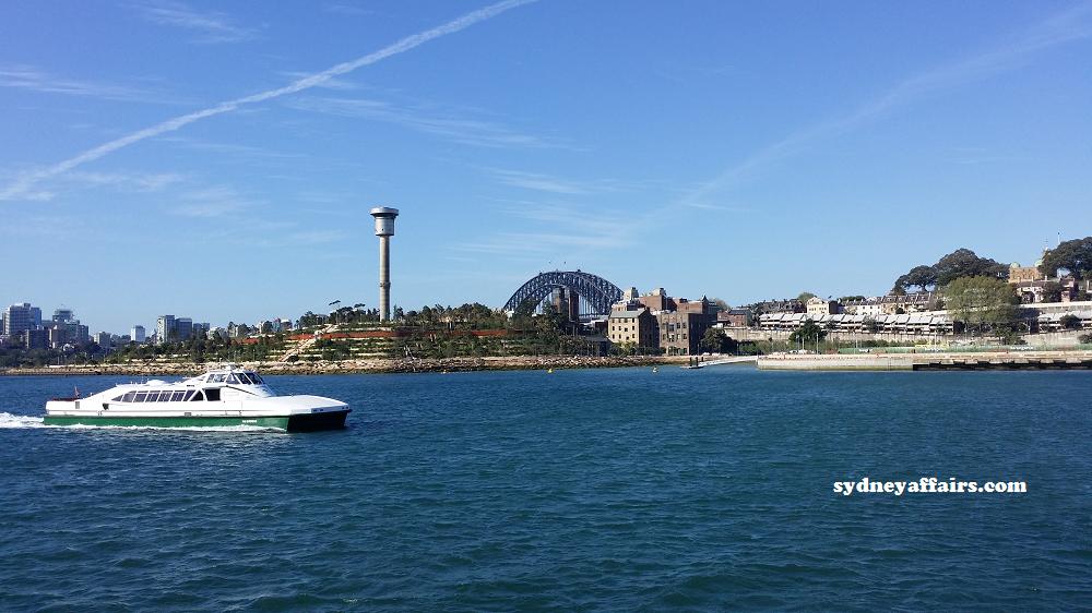 Sydney Harbour Barangaroo