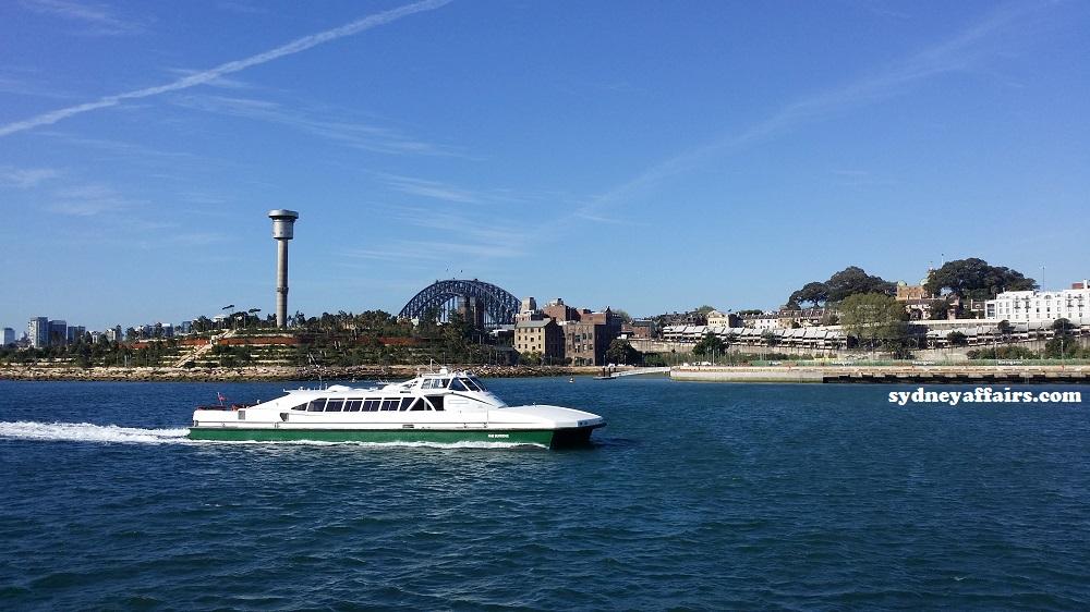 Sydney Harbour Cruising