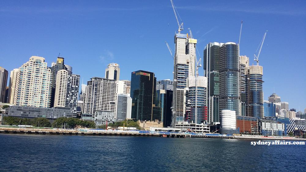 Sydney Harbour Skyline photo