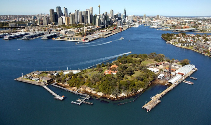 Harbour Cruise and Goat Island Tour