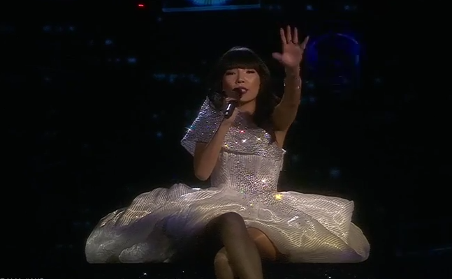 LIVE Performance Dami Im Sound Of Silence (Australia) Eurovision Grand Final