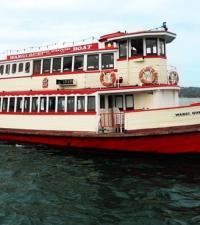 Sydney Harbour Cruise tall ship