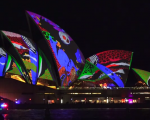 vivid sydney 2016 first night highlight