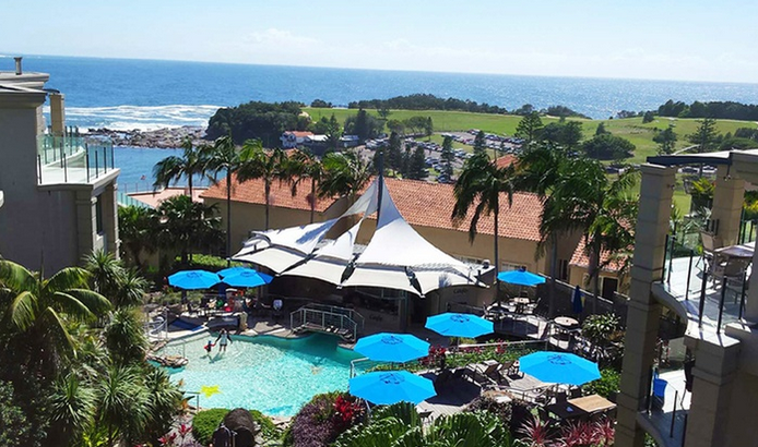 Central Coast $1,200 for a Four-Night 5-Star Stay with Three Bottles of Wine for Up to Six People at Star of the Sea