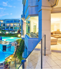 Four-Night 5-Star Stay with Three Bottles of Wine for Up to Six People at Star of the Sea Terrigal