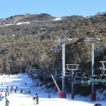 "The Snowy Mountains, known informally as ""The Snowies"", is an IBRA subregion and the highest mountain range on the continent of mainland Australia"