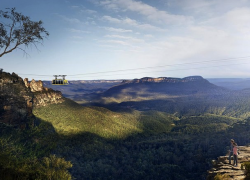 scenic blue mountains tour