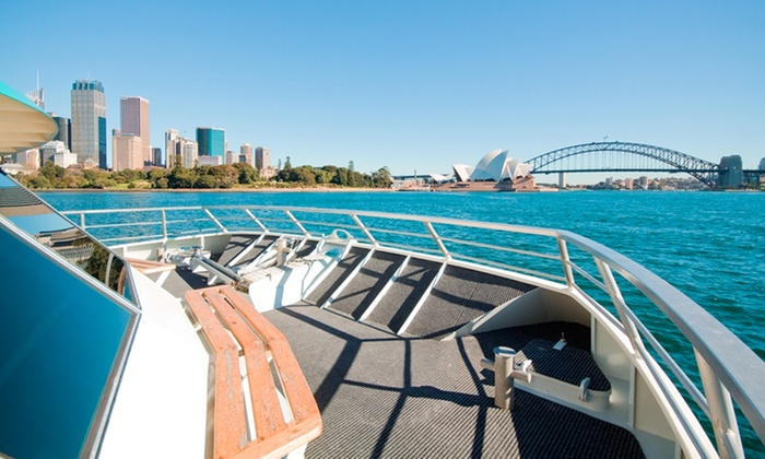 Sydney Harbour Discovery