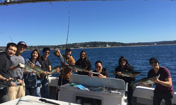 deep sea fishing Sydney Sea Charters