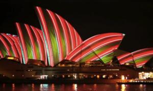Sydney opera house documentary photo