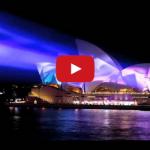 Sydney Opera House – Vivid Sydney – Festival of Lights, Music and Ideas