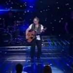 Andrew Wishart sings Dakota The X Factor Australia
