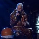 Declan Sykes Life on Mars Live Show 3 X Factor Australia 2011