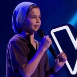 Ethan The Voice Kids Australia 2014