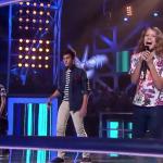 Jack L Chris and Jack H Sing Wake Me Up The Voice Kids Australia 2014