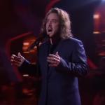 Jackson Thomas sings Bridge Over Troubled Water The Voice Australia 2014