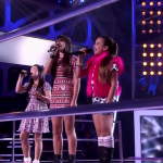 Trinity, Bella and Sienna Sing When You Believe The Voice Kids Australia 2014