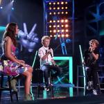 Martha, Reilly and Fletcher Sing Let Her Go The Voice Kids Australia 2014