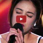Mahalia Simpson Young and Beautiful 5 Seat Challenge - The X Factor Australia 2015