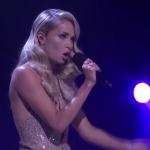 Natalie Conway Sings Whitney Houston's I Have Nothing – The X Factor Australia 2015 Live Show 5
