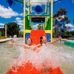 Dubbo From $99 for a Getaway with Late Checkout for Four People at Big4 Dubbo Parklands