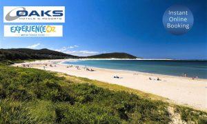 Oaks Lure Port Stephens